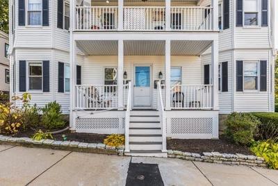 Beverly Multi Family Home Under Agreement: 31 Whitney Avenue