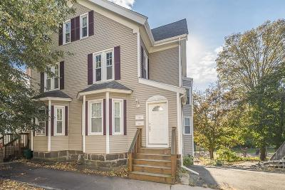 Beverly Condo/Townhouse Under Agreement: 16 Pleasant #B