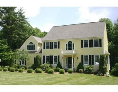 Marlborough Single Family Home For Sale: 22 Hutchinson Dr