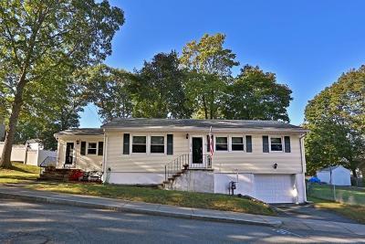 Woburn Single Family Home Under Agreement: 43 Leonard St