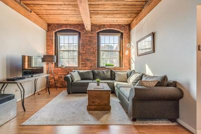 Beverly Condo/Townhouse Under Agreement: 50 Rantoul St #305