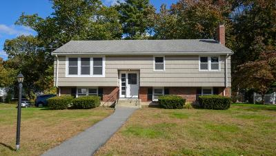 Stoughton Single Family Home Contingent: 58 Holland Ave