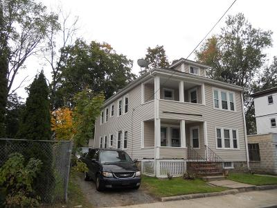 Brockton Multi Family Home For Sale: 54 West Park St
