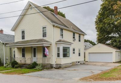 Attleboro Single Family Home Under Agreement: 18 Sibley Street