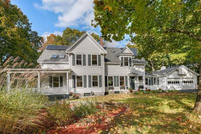 chelmsford Single Family Home For Sale: 21 High St