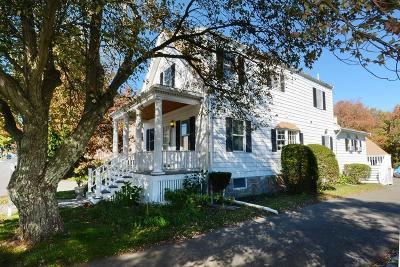 Peabody Single Family Home Under Agreement: 54 Granite Street
