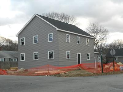 Scituate Single Family Home For Sale: 39 Norwell Ave