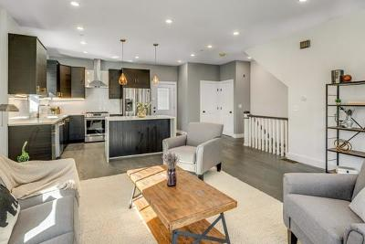 Somerville Condo/Townhouse For Sale: 59 Franklin Street #2