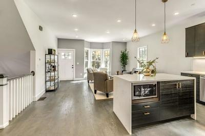 Somerville Condo/Townhouse For Sale: 59 Franklin Street #1