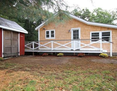 Hudson Single Family Home Under Agreement: 19 Rock Avenue