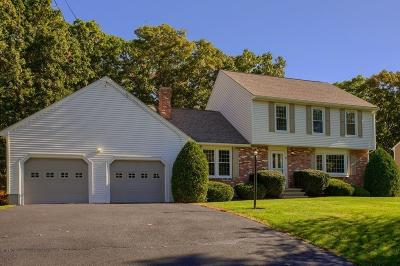 Tewksbury Single Family Home Under Agreement: 20 Langley Lane