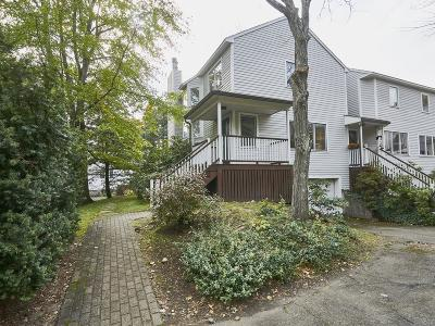 Newton Condo/Townhouse Under Agreement: 41 Murray Rd. #41