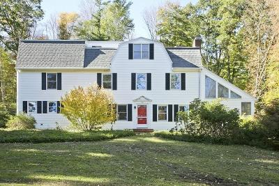 Norwell Single Family Home For Sale: 338 River Street