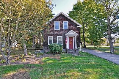 Attleboro Single Family Home For Sale: 725 North Main Street