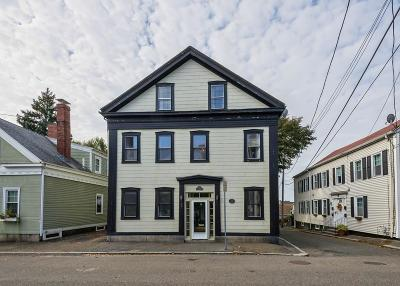 Salem MA Multi Family Home Sold: 29 Northey St