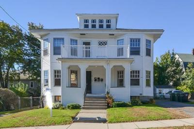 Watertown Multi Family Home Under Agreement: 98 Palfrey St
