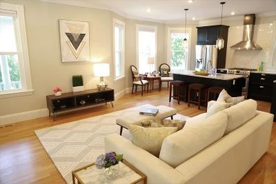 Somerville Rental For Rent: 40 Evergreen Ave #1