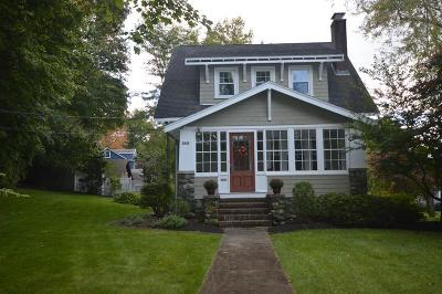stoneham Single Family Home Under Agreement: 185 Franklin St.
