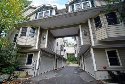 Waltham Condo/Townhouse Under Agreement: 300 Winter Street #3