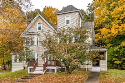 Canton Multi Family Home Under Agreement: 45 Sherman St