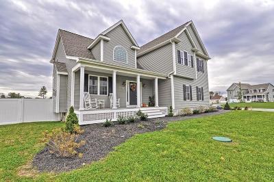 Rockland, Abington, Whitman, Brockton, Hanson, Halifax, East Bridgewater, West Bridgewater, Bridgewater, Middleboro Single Family Home For Sale: 18 Farm Rd