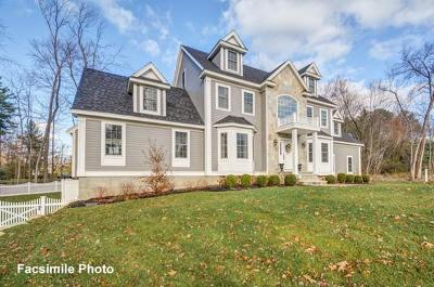Andover Single Family Home For Sale: 17 Boutwell Rd