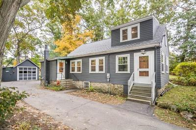 Wilmington Single Family Home Sold: 195 Taft Rd