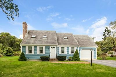 Falmouth Single Family Home Under Agreement: 43 Central Ave