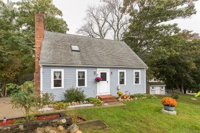 Kingston Single Family Home For Sale: 6 Cedar St