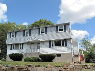 Randolph Multi Family Home Under Agreement: 13-15 Lantern Ln
