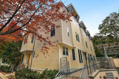 Cambridge Condo/Townhouse For Sale: 32 Regent St #32