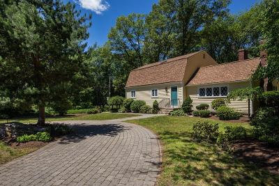 Westborough Single Family Home Contingent: 29 Olde Coach Rd