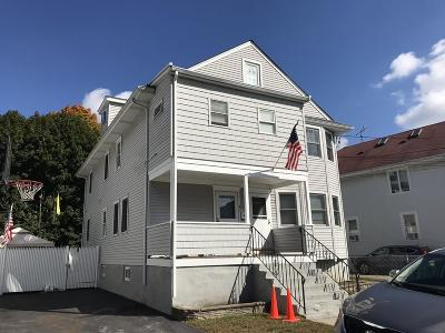 Watertown Multi Family Home Under Agreement: 41 Dartmouth