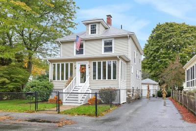 Wakefield Single Family Home Sold: 4 Oak Ave.