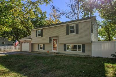 Tewksbury Single Family Home Contingent: 31 Forest Avenue