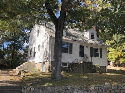 Braintree Single Family Home For Sale: 595 Middle Street