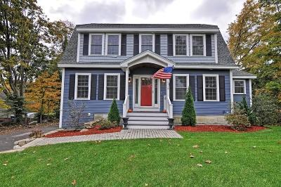 Tewksbury Single Family Home Under Agreement: 163 East St