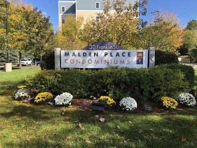 Malden Condo/Townhouse Contingent: 30 Franklin St #222