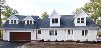 Duxbury Single Family Home Under Agreement: 50 Mullins Ave