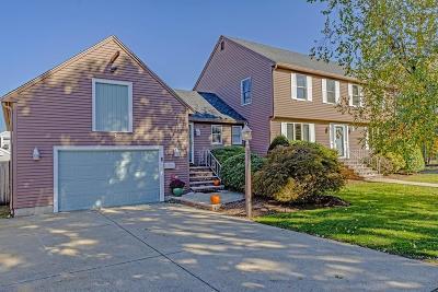 Peabody Single Family Home Under Agreement: 34 Rockdale Avenue