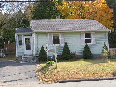 Woburn Single Family Home For Sale: 33 Willow Street