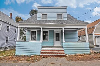 Lowell Single Family Home Under Agreement: 60 Whitney Ave