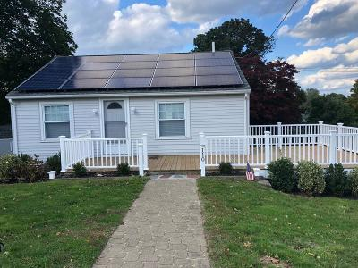 Weymouth Single Family Home Under Agreement: 110 Summit St