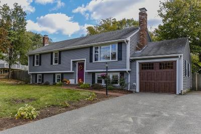 Canton Single Family Home Contingent: 2 Riverview Road