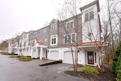 Foxboro Condo/Townhouse For Sale: 34 Pleasant Street #108