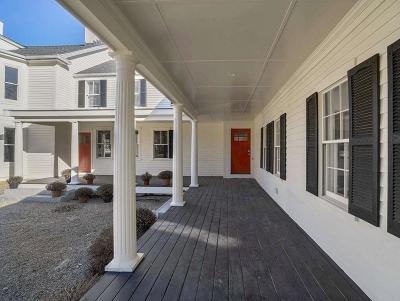 Dedham Single Family Home For Sale: 916 High Street