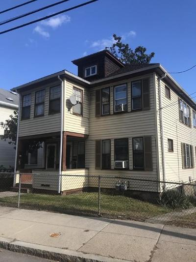 Multi Family Home Under Agreement: 132 Wood Avenue