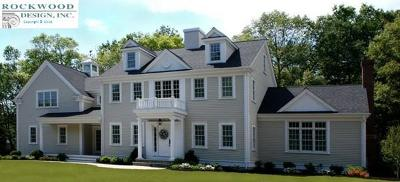 Cohasset MA Single Family Home For Sale: $1,549,000