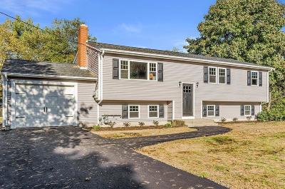 Hanover Single Family Home Under Agreement: 18 Massasoit Lane