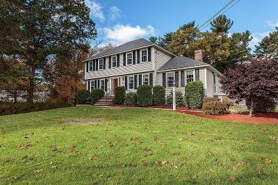 Tewksbury Single Family Home Under Agreement: 50 Sandalwood Cir